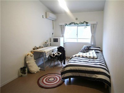 guesthouse sharehouse Garden 陽台 鷹之台 room4-E