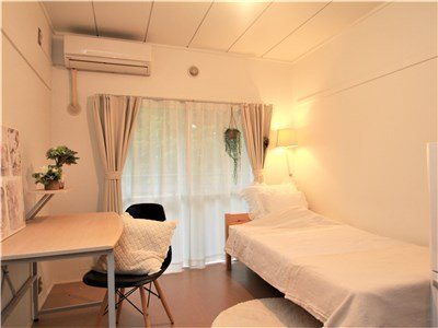 guesthouse sharehouse GARDEN TERRACE TAKANODAI room6-E