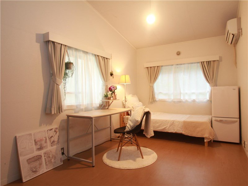 guesthouse sharehouse Garden 陽台 鷹之台 room2-F