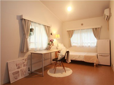 guesthouse sharehouse GARDEN TERRACE TAKANODAI room3-F