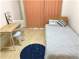 guesthouse sharehouse WELLNESS MABASHI building4
