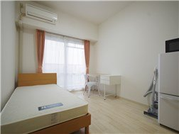 guesthouse sharehouse WELLNESS MABASHI building7