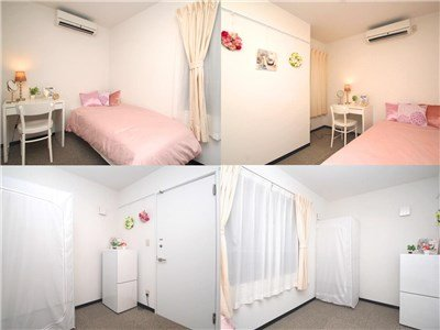 guesthouse sharehouse 簡樸Share House room101