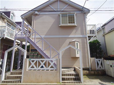 guesthouse sharehouse OAK APARTMENT HEIWADAI building1