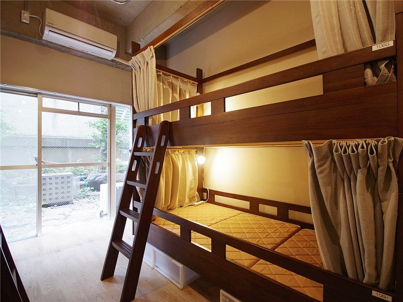 guesthouse sharehouse GRAN西麻布 room106G