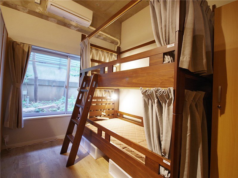 guesthouse sharehouse GRAN西麻布 room104F