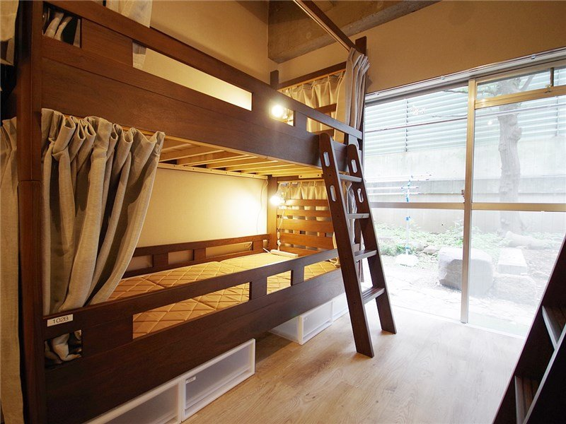 guesthouse sharehouse GRAN西麻布 room102A