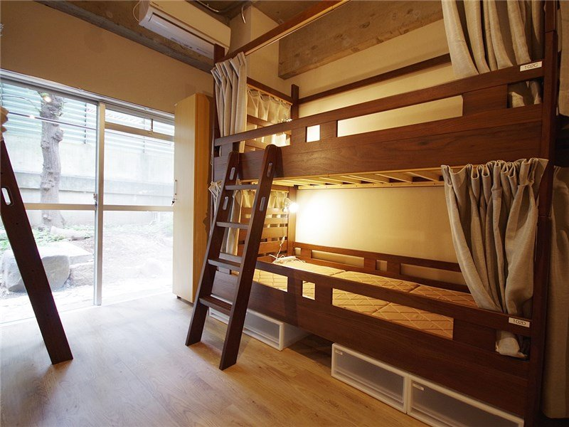 guesthouse sharehouse GRAN西麻布 room102D