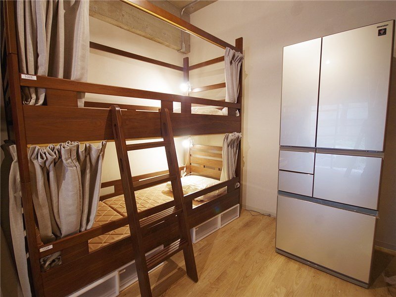 guesthouse sharehouse GRAN西麻布 room102E