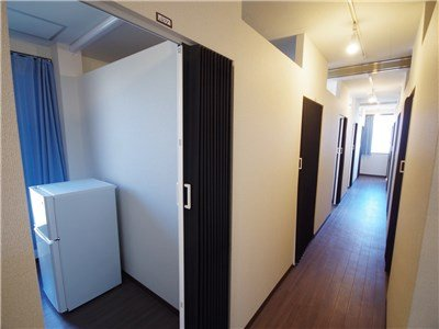 guesthouse sharehouse KAGURAZAKA FLAT building14