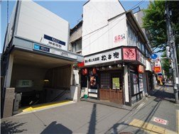 guesthouse sharehouse KAGURAZAKA FLAT building23