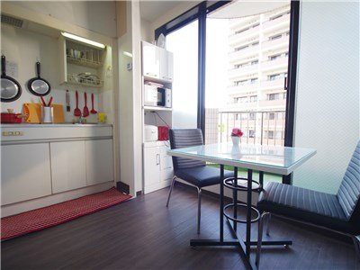 guesthouse sharehouse KAGURAZAKA FLAT building4