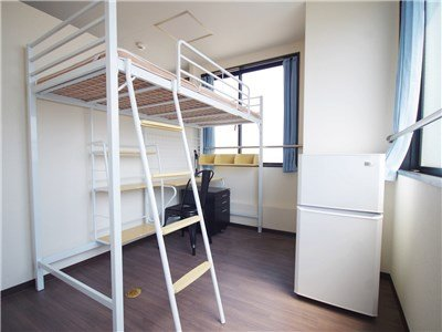 guesthouse sharehouse KAGURAZAKA FLAT room505