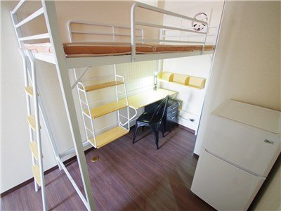 guesthouse sharehouse KAGURAZAKA FLAT room506