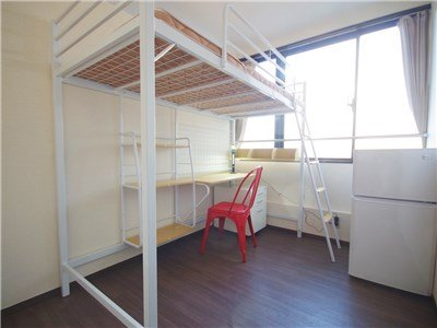 guesthouse sharehouse KAGURAZAKA FLAT room803