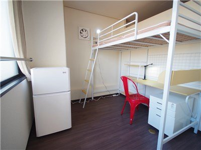 guesthouse sharehouse KAGURAZAKA FLAT room809