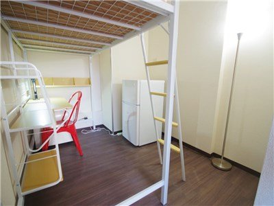 guesthouse sharehouse KAGURAZAKA FLAT room906