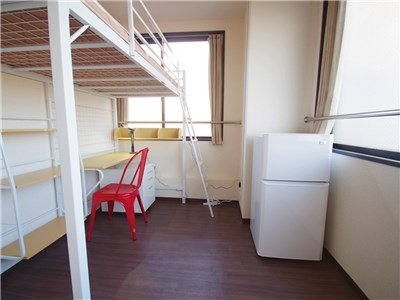 guesthouse sharehouse KAGURAZAKA FLAT building8
