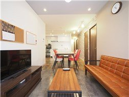 guesthouse sharehouse OAKHOUSE SHINKOIWA FLAT building2
