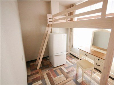 guesthouse sharehouse OAKHOUSE 新小岩FLAT room206