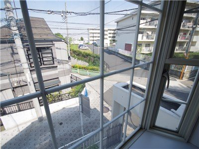 guesthouse sharehouse OAK APARTMENT NISHIDAI building14