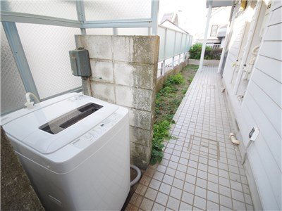guesthouse sharehouse OAK APARTMENT NISHIDAI building16