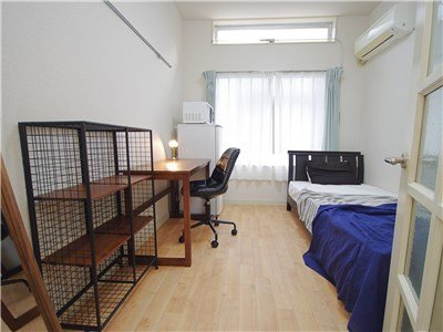 guesthouse sharehouse OAK APARTMENT NISHIDAI building1