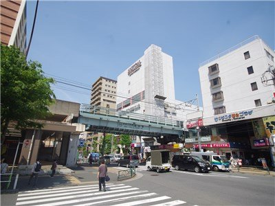 guesthouse sharehouse OAK APARTMENT NISHIDAI building21