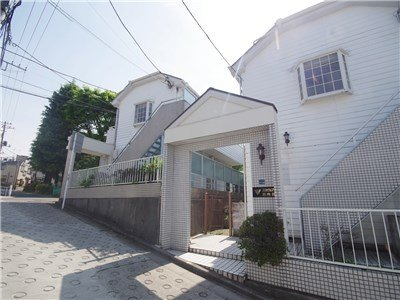 guesthouse sharehouse OAK APARTMENT NISHIDAI building24