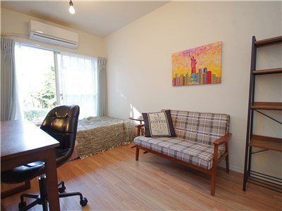 guesthouse sharehouse OAK APARTMENT NISHIDAI building3