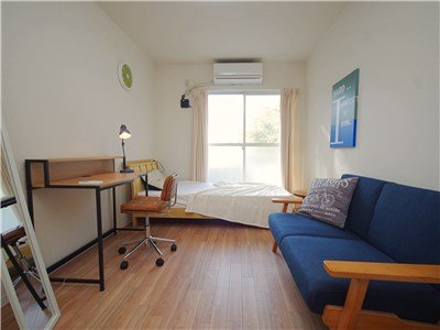 guesthouse sharehouse OAK APARTMENT NISHIDAI building4