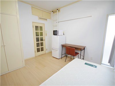 guesthouse sharehouse 오크아파트 니시다이 roomB101