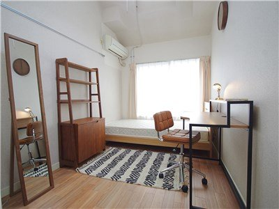 guesthouse sharehouse オークアパートメント西台 roomC203