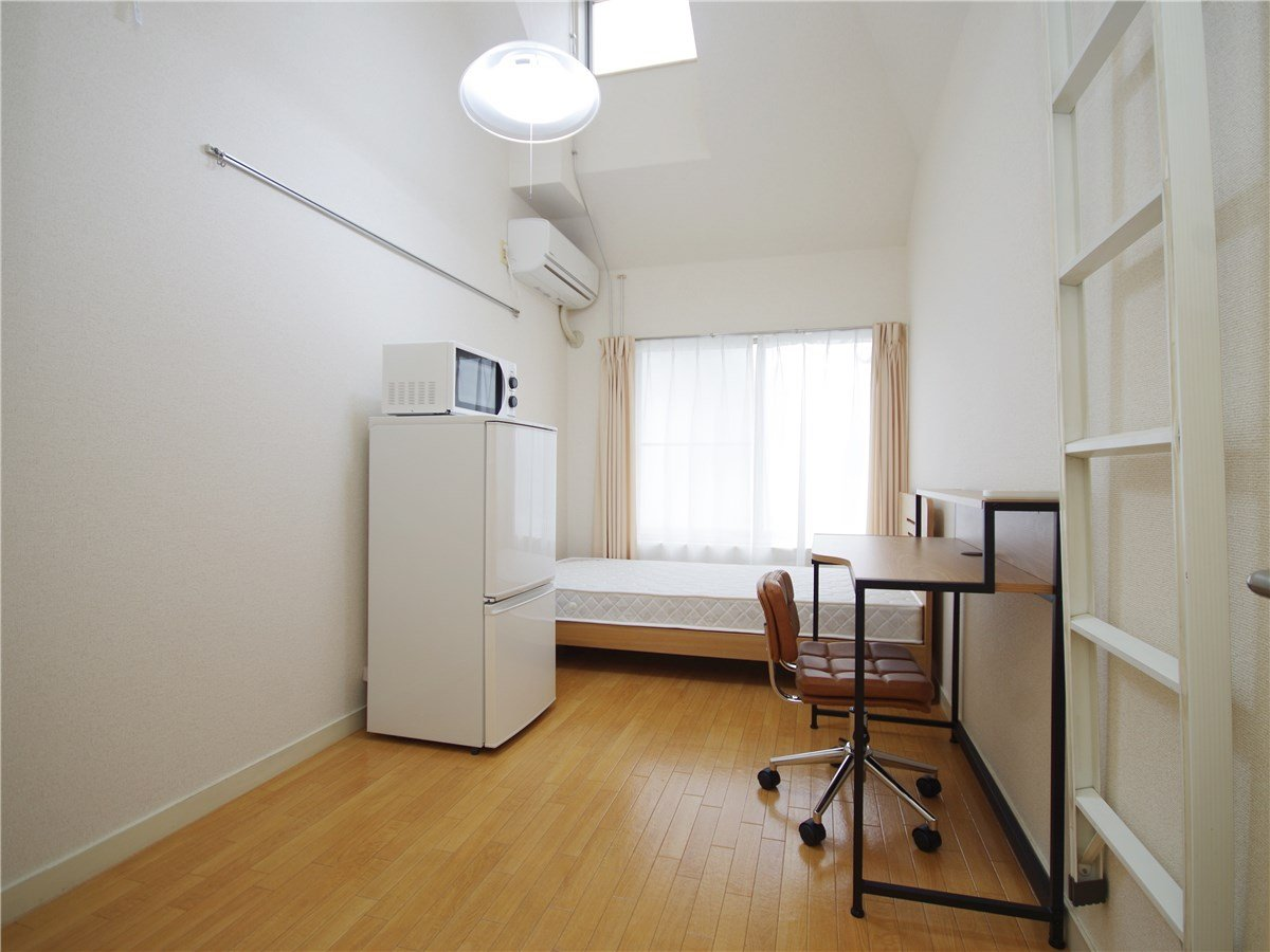 guesthouse sharehouse オークアパートメント西台 roomC205