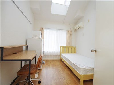 guesthouse sharehouse OAK公寓 西台 roomD203