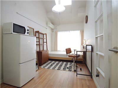 guesthouse sharehouse OAK公寓 西台 roomD206
