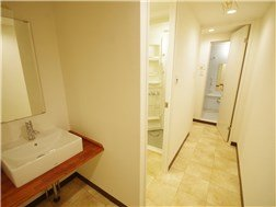 guesthouse sharehouse SOCIAL RESIDENCE CHOFU building12