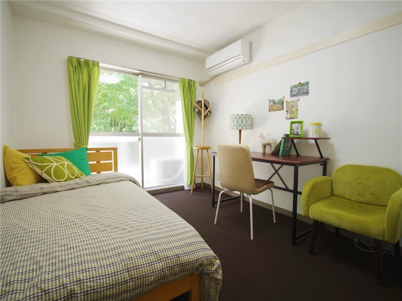 guesthouse sharehouse Social residence 쵸후 room007