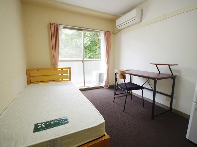 guesthouse sharehouse Social residence 쵸후 room110