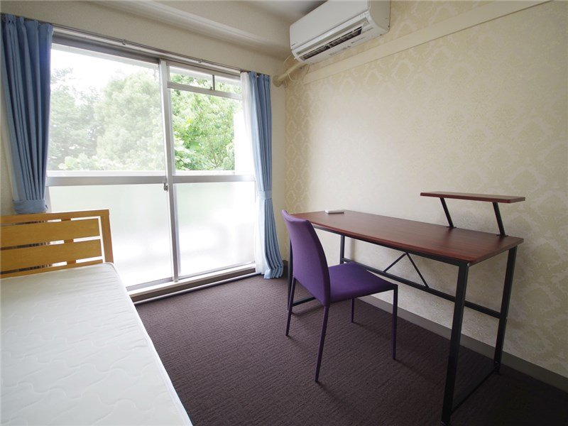 guesthouse sharehouse Social residence 쵸후 room219
