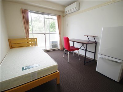 guesthouse sharehouse Social residence 쵸후 room312