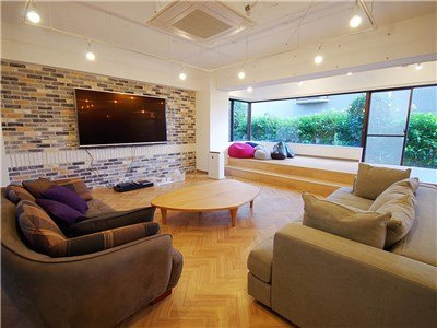 guesthouse sharehouse SOCIAL RESIDENCE MINAMI URAWA building10