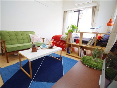 guesthouse sharehouse SOCIAL RESIDENCE MINAMI URAWA building21