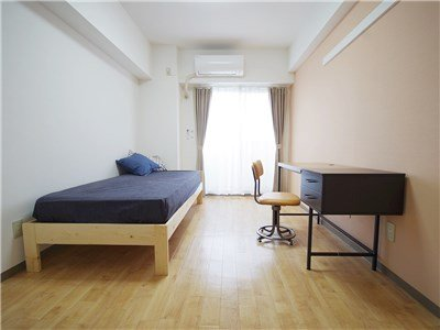 guesthouse sharehouse SOCIAL RESIDENCE MINAMI URAWA room204