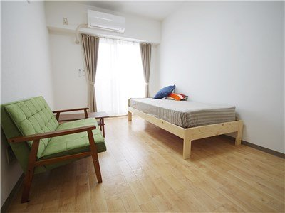 guesthouse sharehouse SOCIAL RESIDENCE MINAMI URAWA room406