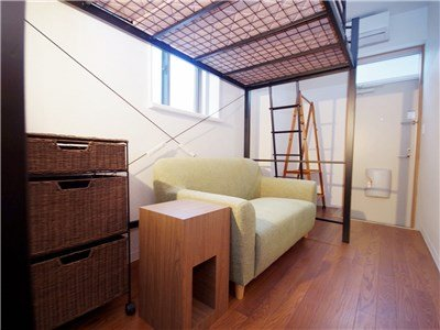 guesthouse sharehouse プレミアお花茶屋 room102