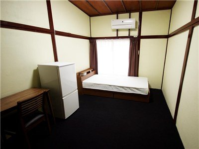 guesthouse sharehouse OAKHOUSE UENO KITA room202