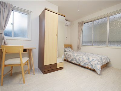 guesthouse sharehouse OAKHOUSE SHINAGAWA HATANODAI room204