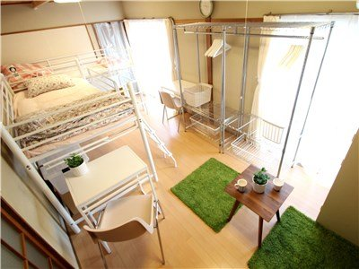 guesthouse sharehouse NAKANO VILLAGE building1