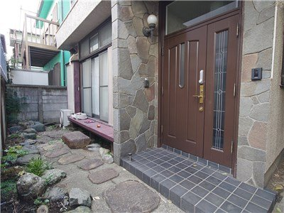 guesthouse sharehouse FLORA蒲田 building3